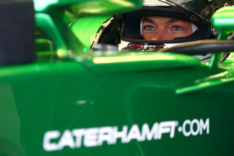 Andre Lotterer. Photo: Dan Istitene/Getty Images.