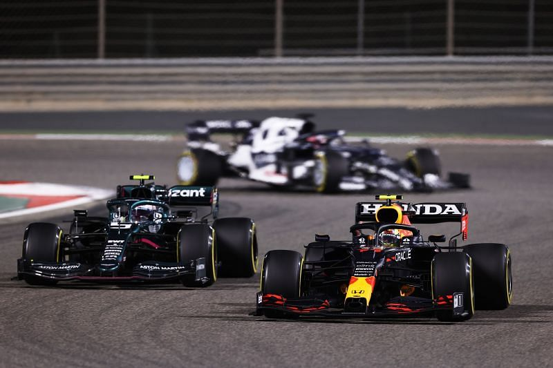Sebastian Vettel had a disastrous opening weekend at Bahrain. Photo: Lars Baron/Getty Images.