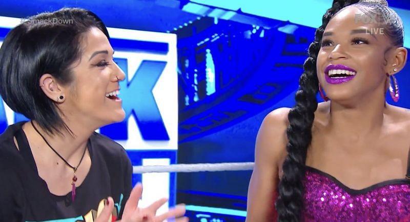 SmackDown में बेली vs बियांका ब्लेयर का फ्यूड शुरू होना चाहिए