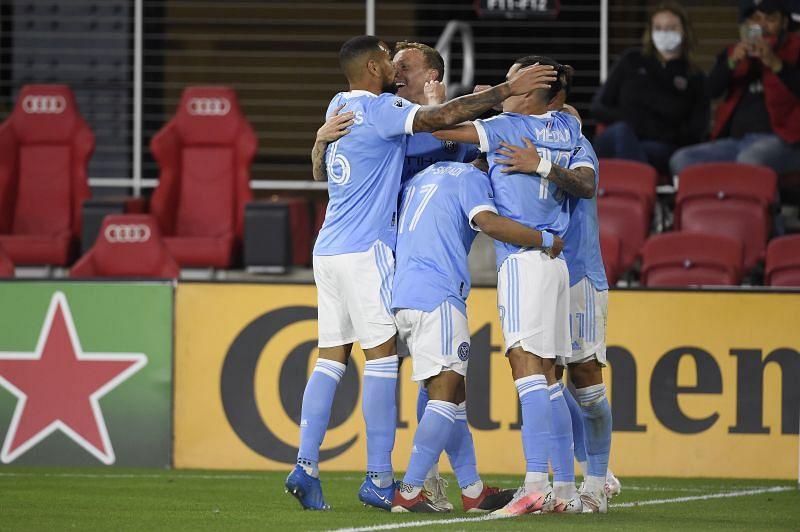 New York City FC take on FC Cincinnati this weekend
