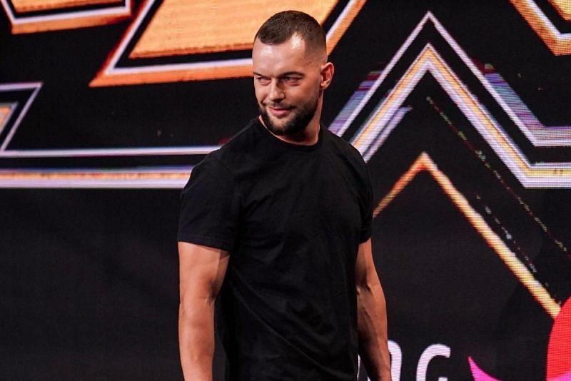 Finn Balor in WWE
