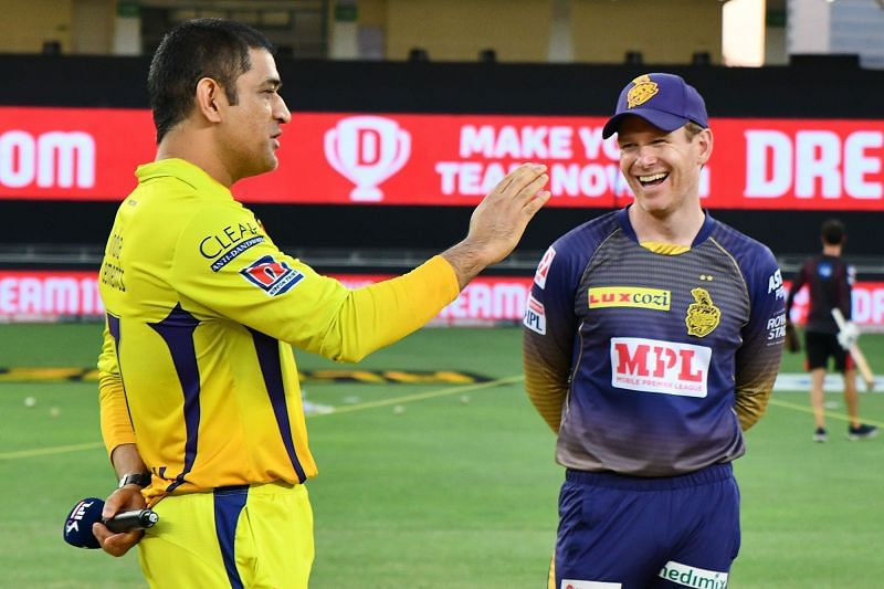 Chennai Super Kings will play their fourth match of IPL 2021 against the Kolkata Knight Riders (Image Courtesy: IPLT20.com)