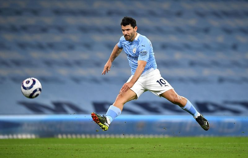 Sergio Aguero is set to leave Manchester City when his contract expires at the end of the season