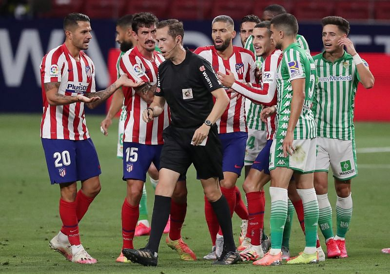 Real Betis vs Atletico Madrid: Prediction, Lineups, Team News, Betting Tips & Match Previews
