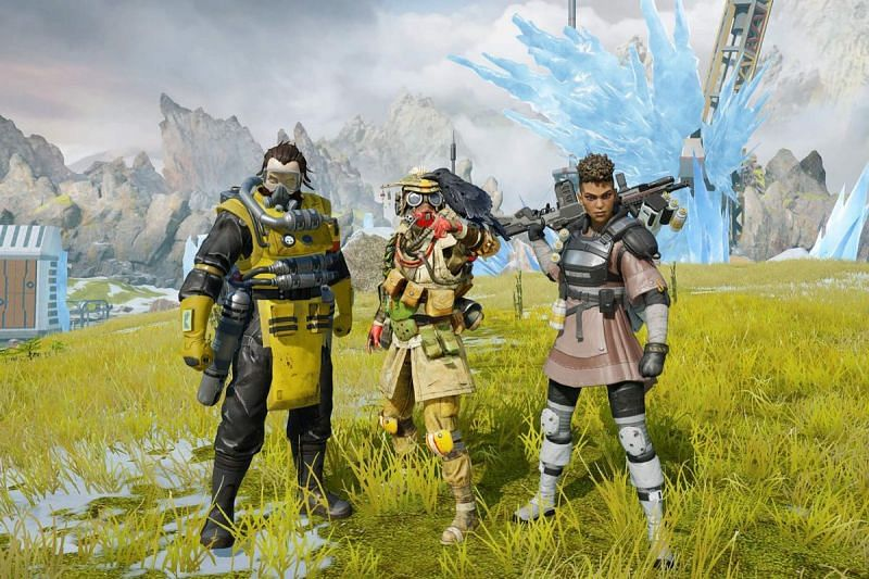Apex Legends Mobile has officially began its pre-registration drive (Respawn Entertainment, EA Games)