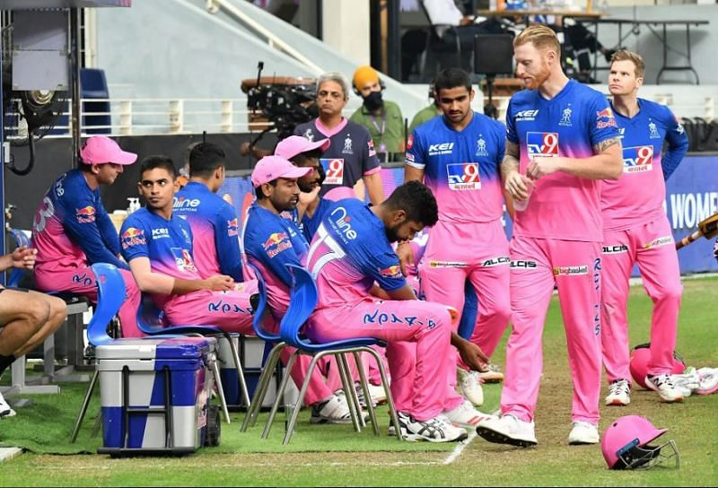 राजस्थान रॉयल्स (Photo: BCCI)