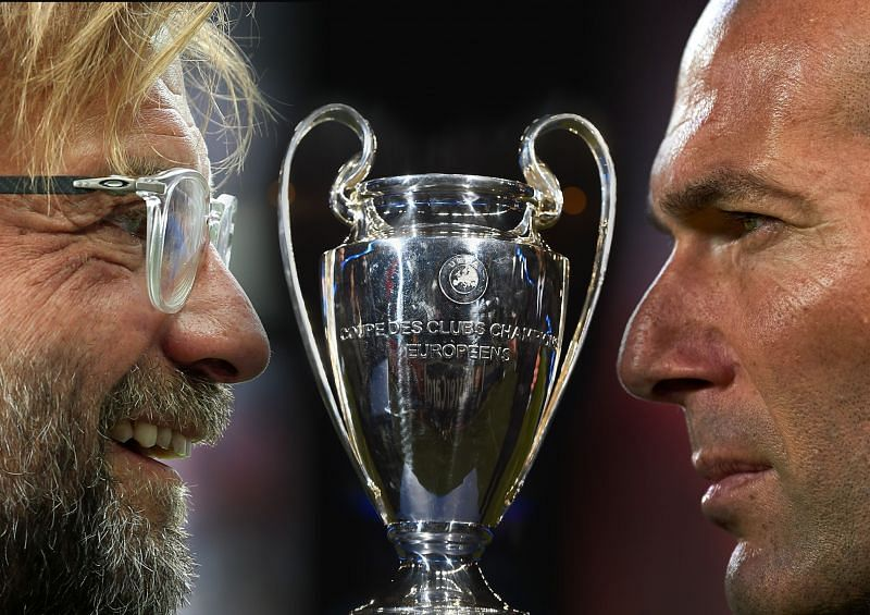 Real Madrid v Liverpool