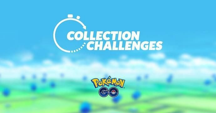 The Collection Challenges screen (Image via Niantic)