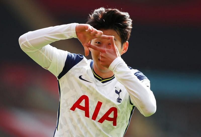 Son Heung-Min is set to start for Tottenham