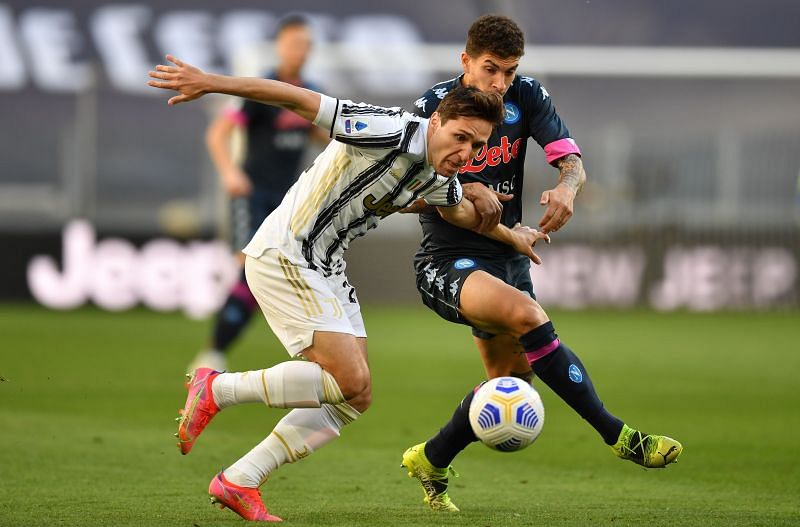Federico Chiesea had a wonderful outing for Juventus.