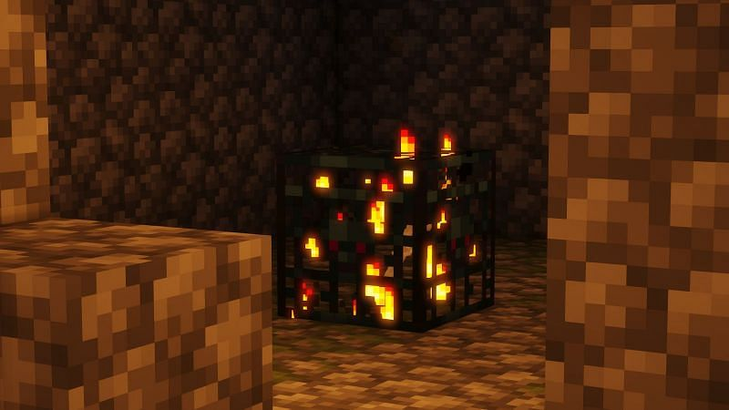 Make sure the Spawner is not near any light sources and has empty space around it.