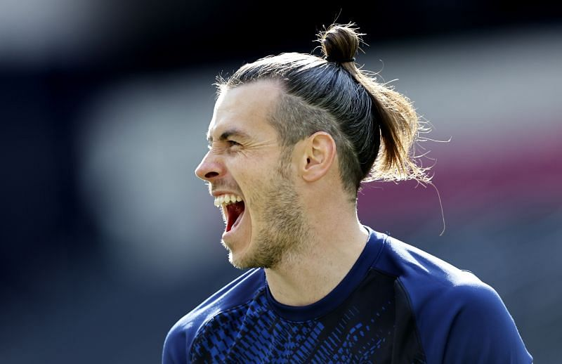 Gareth Bale is currently on loan at Tottenham Hotspur