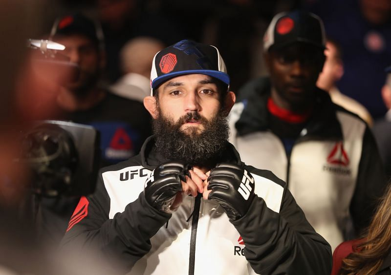 UFC 207: Hendricks v Magny