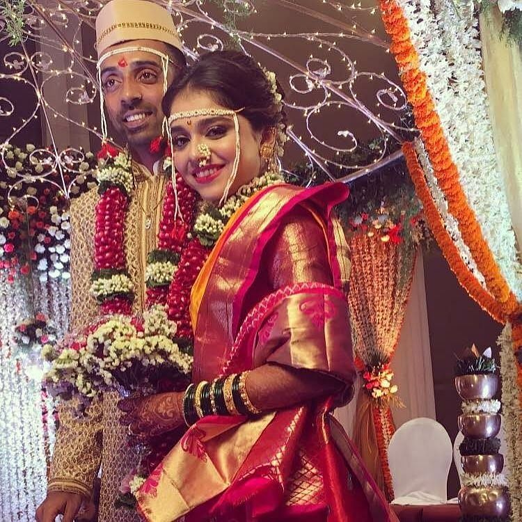 Dhawal Kulkarni's Marriage Pic