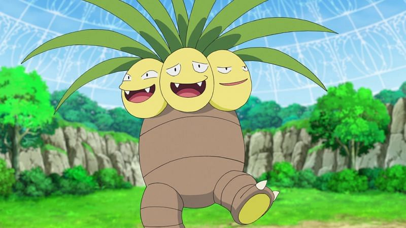Exeggutor may not have any special costumes in Pokemon GO, but there
