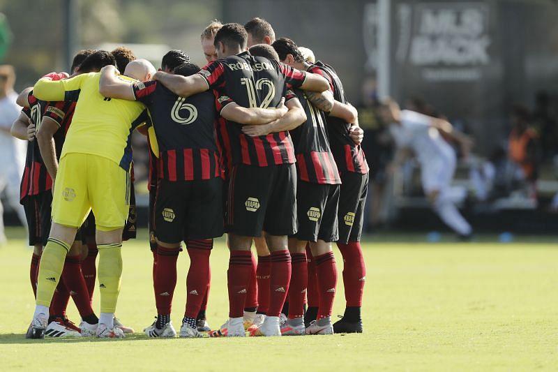 Atlanta United FC will host Chicago Fire FC on Sunday