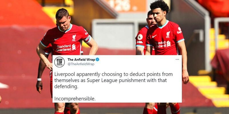 Liverpool couldn