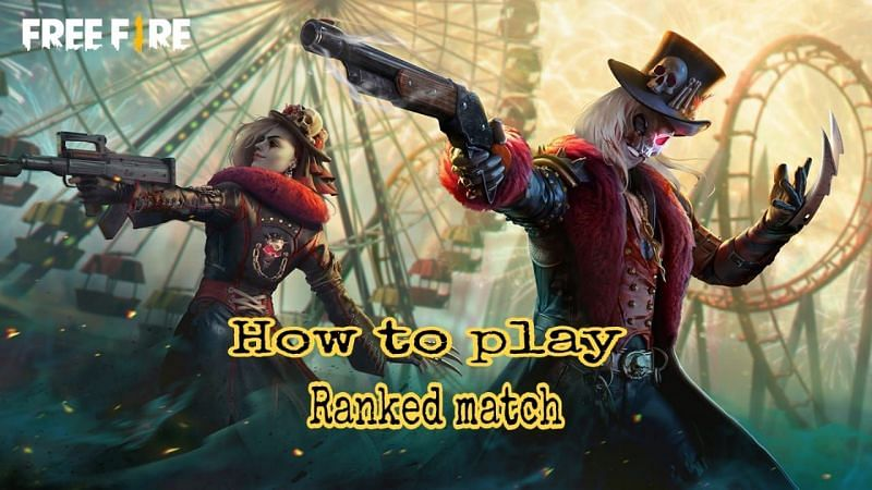 How to play ranked match (image credit: ff.garena.com)