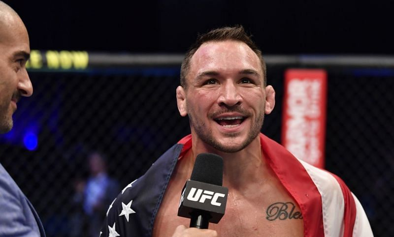 Michael Chandler made his highly awaited UFC debut earlier this year