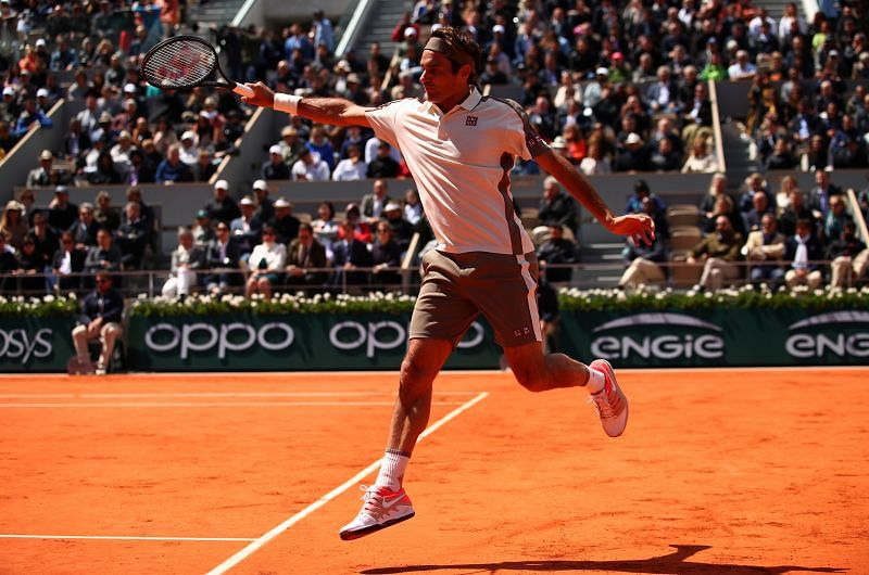 Roger Federer will make his return to clay in May