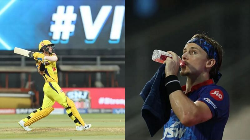 Sam Curran and Tom Curran are a part of different teams in IPL 2021 (Image courtesy: IPLT20.com)