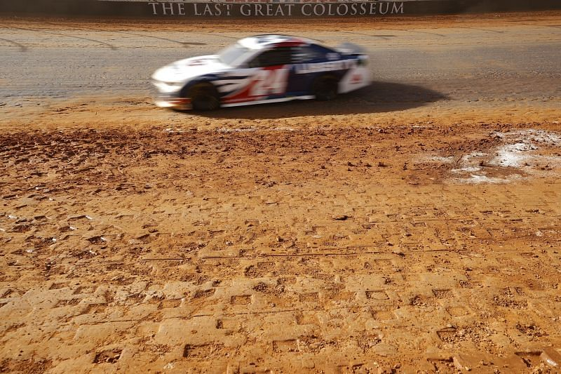 NASCAR Cup Series Food City Dirt Race. (Photo by Chris Graythen/Getty Images)