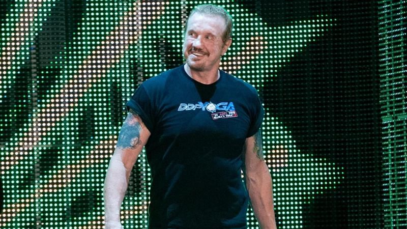DDP joined WCW in 1991, one year after appearing in WWE