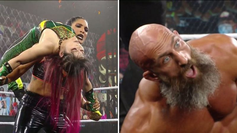 WWE NXT TakeOver: Stand & Deliver Night One (April 7th, 2021) - Winners, Grades, and Video Highlights