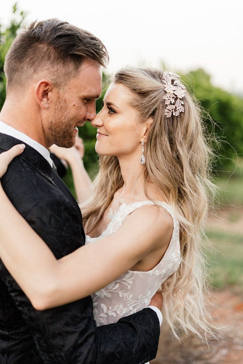 Hardus Viljoen's Marriage Ceremony