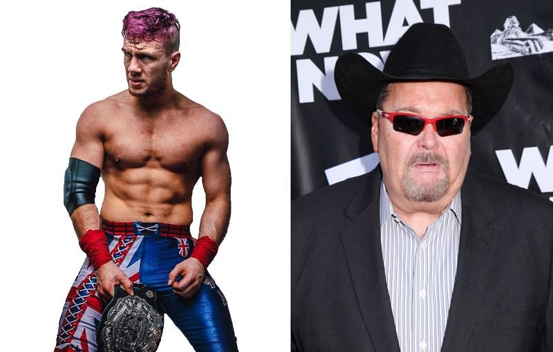 JR wants Will Ospreay to make his presence felt in AEW