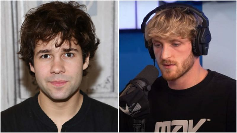 Logan Paul believes David Dobrik will make a comeback after his recent cancellation