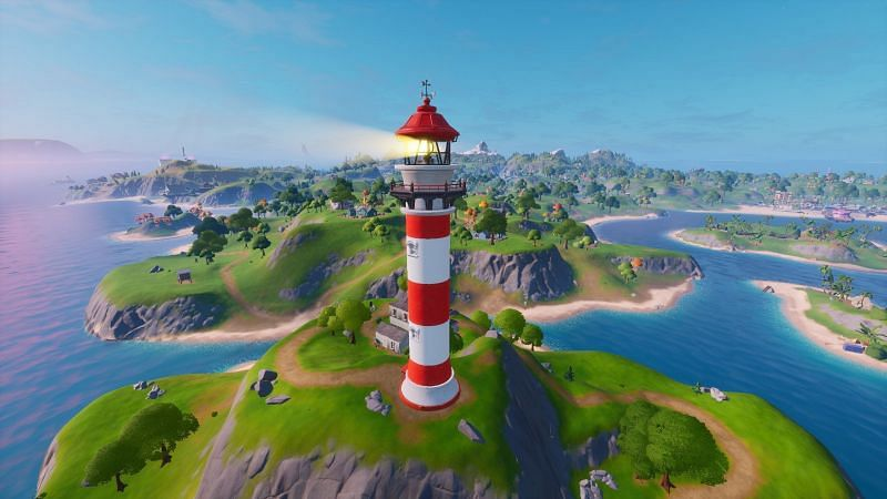 Fortnite Season 6 Challenges: Where to visit Fancy Views, Rainbow Rental, and Lockie's Lighthouse