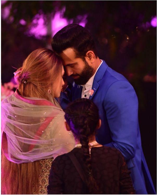 Irfan Pathan's Wife