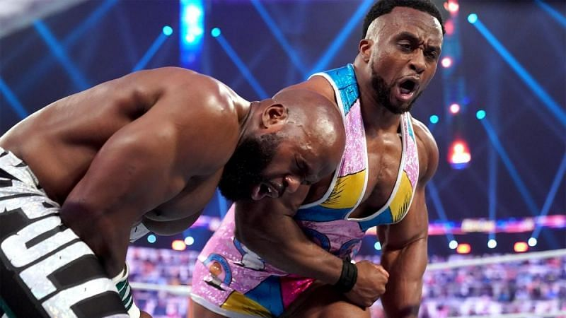 Big E will battle Apollo Crews in a Nigerian Drum Fight at WrestleMania 37