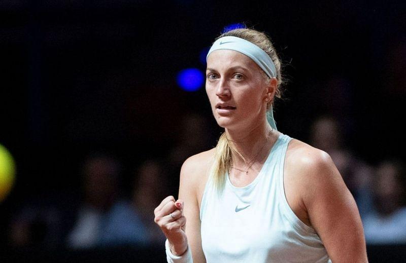 Petra Kviyova is the defending champion at the Porsche Tennis Grand Prix, Stuttgart