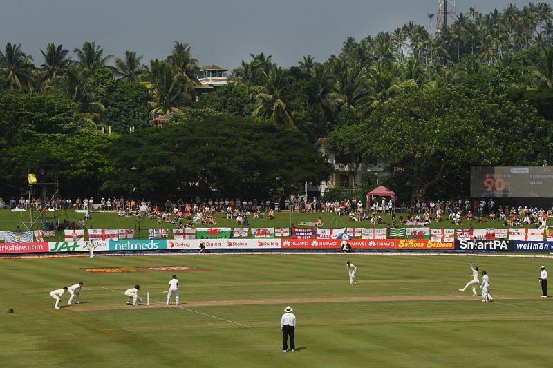Pallekele International Cricket Stadium will host the two Test matches between Sri Lanka and Bangladesh