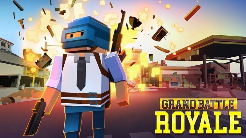 Grand Battle Royale: Pixel FPS (Image via MobileGamesDaily, YouTube)