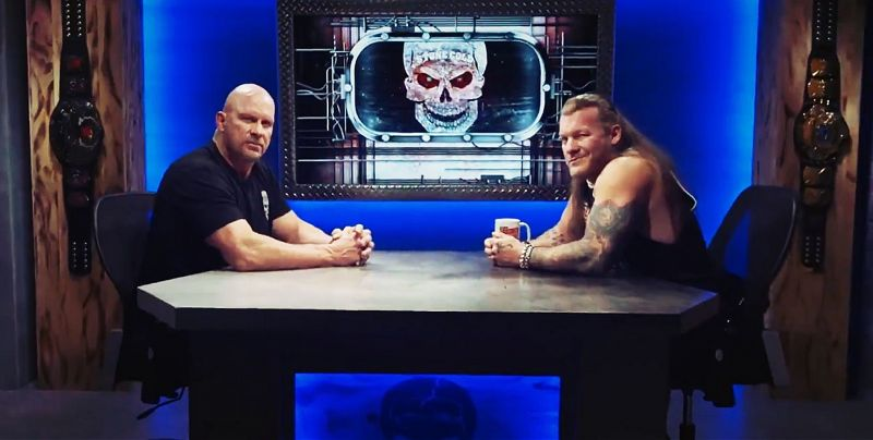 Chris Jericho is to be the next guest on Broken Skull Sessions.