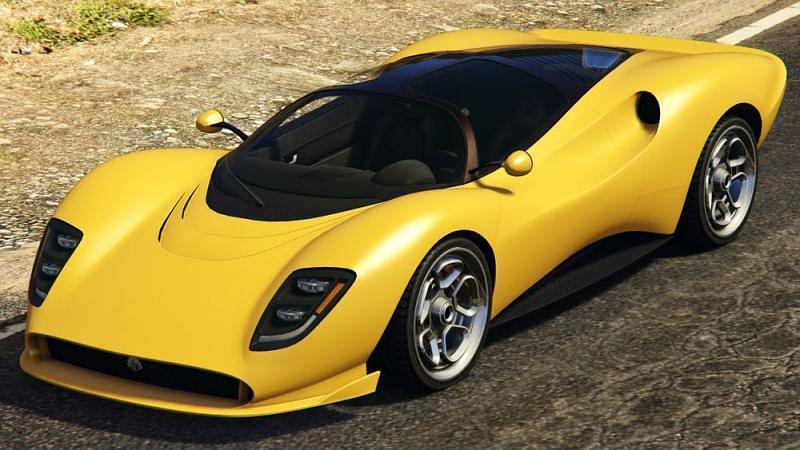 GTA Online hosts a plethora of amazing vehicles (Image via GTA WIKI)