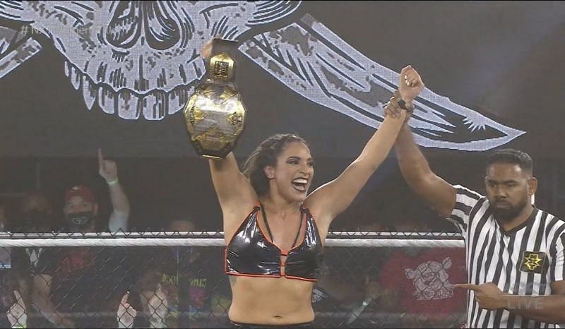 Raquel Gonzalez is the new NXT Women