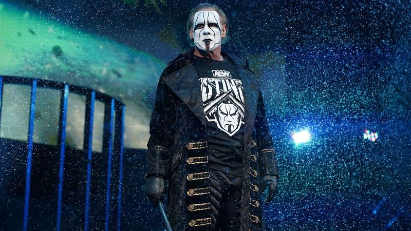 "Sting made his debut on the ""Winter Is Coming"" edition of AEW Dynamite in December 2020"