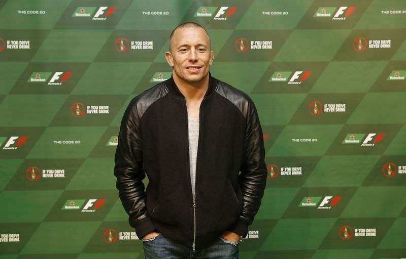 Georges St-Pierre made his first million in 2008
