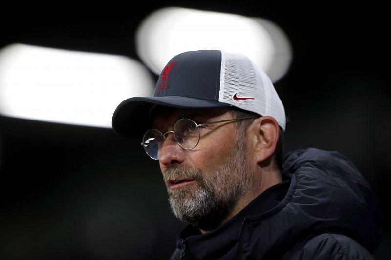 Liverpool mnager Jurgen Klopp