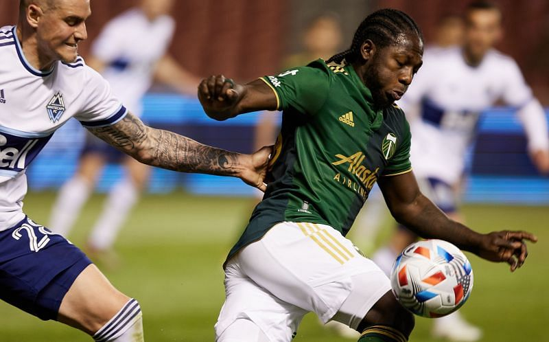 Yimmi Chara of Portland Timbers (pic courtesy: OregonLive.com)