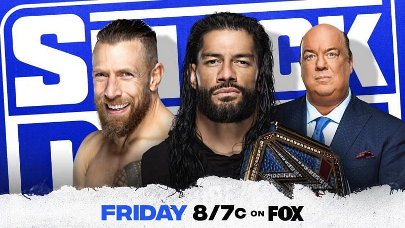 Roman Reigns and Daniel Bryan could certainly tear it up