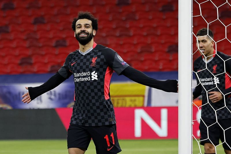 Does Mohamed Salah make it into this combined Arsenal/Liverpool XI?