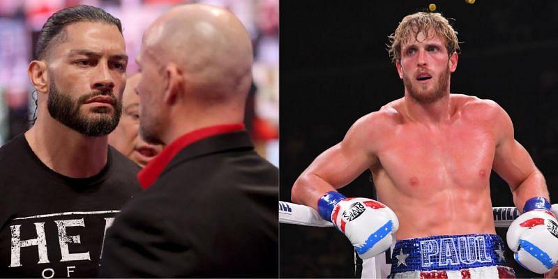 WWE SmackDown में रोमन रेंस दिखाई देंगे, लोगन पॉल बनेंगे स्पेशल गेस्ट