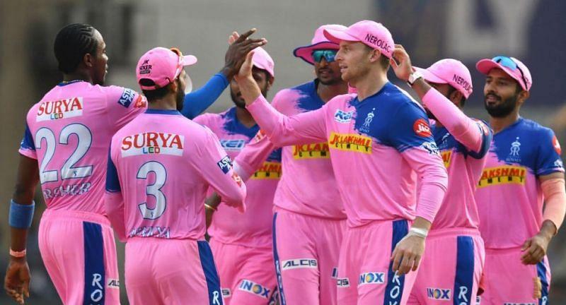 Rajasthan Royals finished bottom of the barrel last season