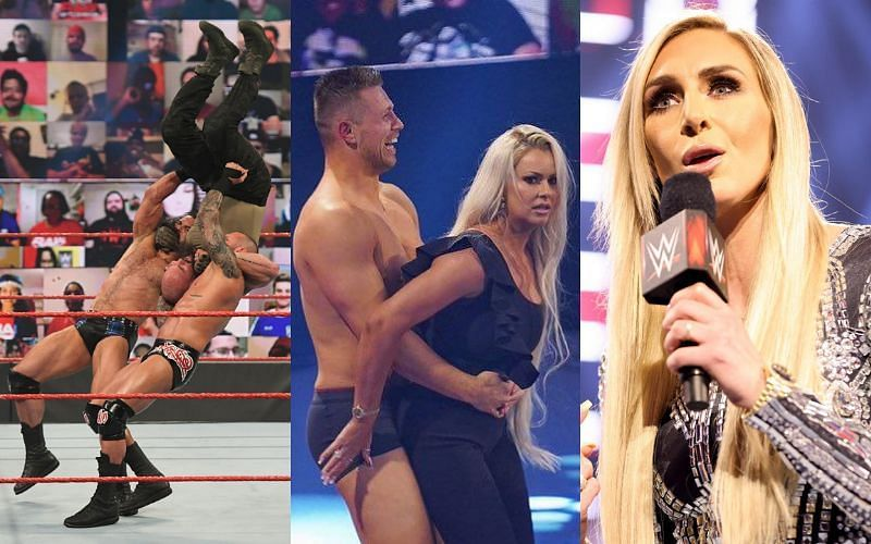 WWE RAW delivered a rather dull show this week