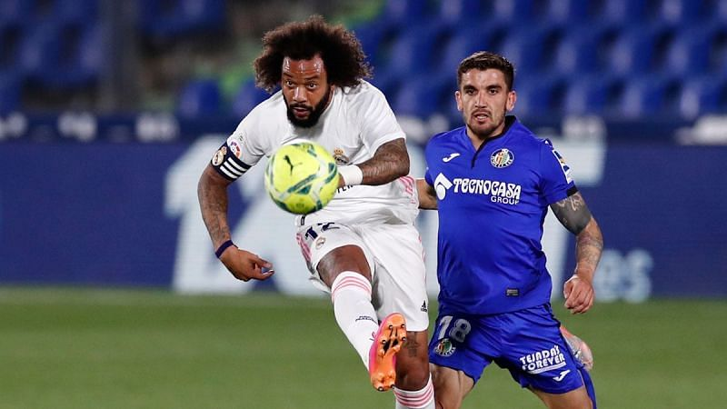 Real Madrid played out a goalless draw with Getafe in the La Liga.